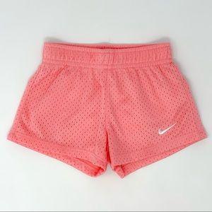 🎀 NIKE Toddler Girl Mesh Shorts